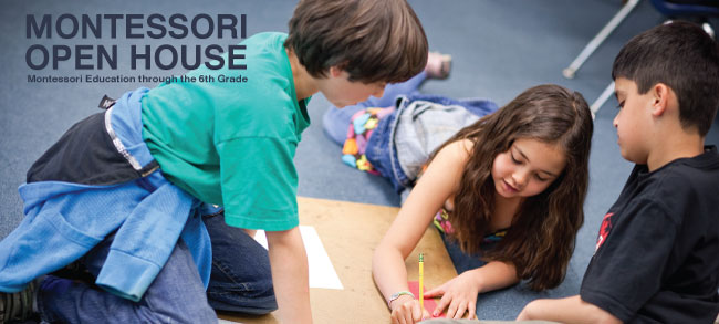 Montessori School Fremont Open House